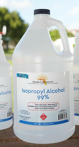 99 isopropyl alcohol gallon